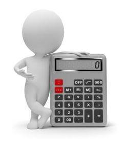 מחשבון לחישוב ריבית על הלוואה