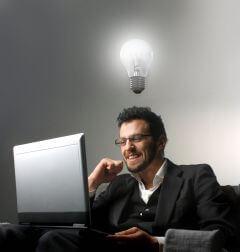 אדם בעל חברת סטארט אפ מחפש הלוואה