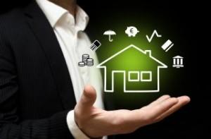 בית כנגד נכס בהלוואה