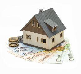 בית ומתחתיו כסף הלוואה כנגד שיעבוד נכס
