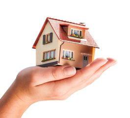 בית שנבנה בעזרת הלוואות לבנייה בקיבוצים