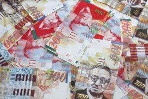 שטרות כסף שהתקבלו מהלוואה